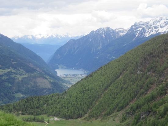 Piz Bernina: Breathtaking beauty of creation!
