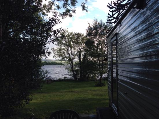 Lakeside Holiday Park: Mobile home # 2