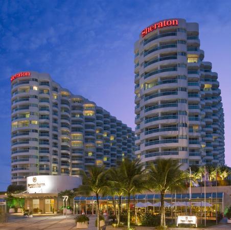 Sheraton Barra Rio de Janeiro Hotel : Façade