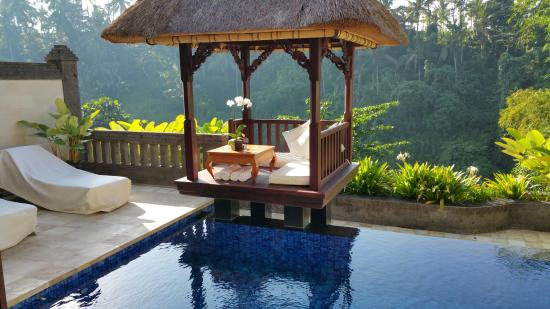 Infinity Pool Deluxe Terrace Villa Picture Of Viceroy Bali Ubud