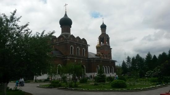 Transfiguration Church in Tushino