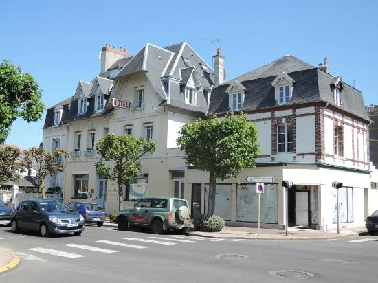 Hotel De La Cote Fleurie - Photo De Hotel De La Cote Fleurie  Deauville