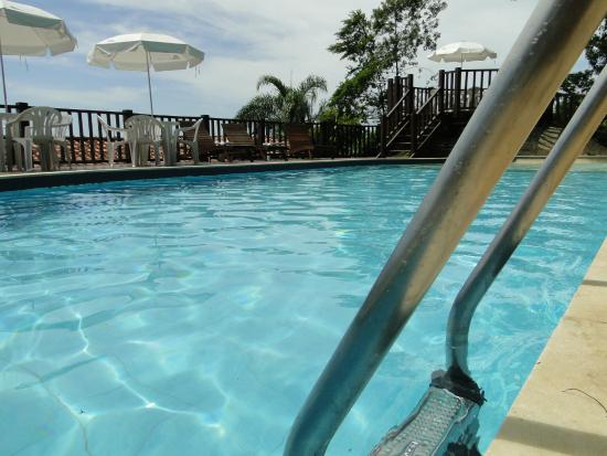Hotel Coquille - Ubatuba: Heated Swimming Pool (at 28°C)