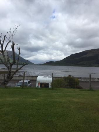 Campsite & View