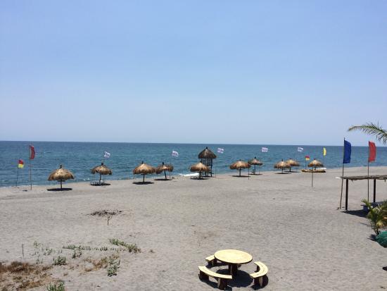 Beach front Picture of Rama International Beach Resort Botolan