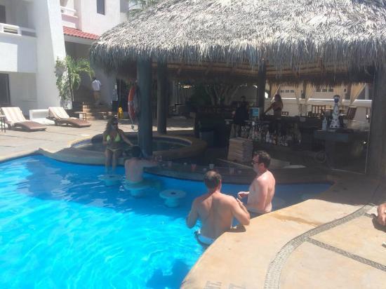 Bahia Hotel Beach House Pool Bar