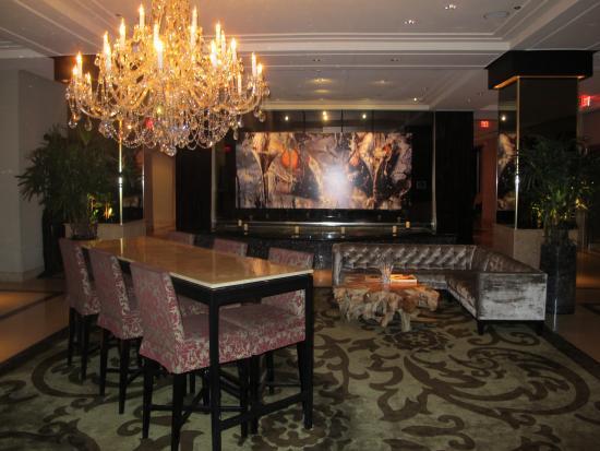 Hotel Zaza Houston Museum District Lobby