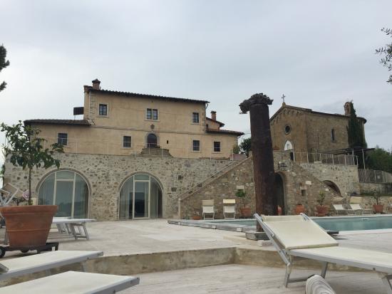 Villa Dini: Un luogo dove rilassarsi!
