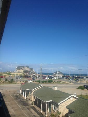 Rodeway Inn & Suites: oceanview