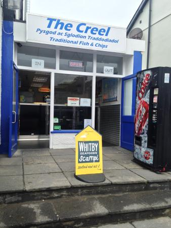 The Creel Fish & Chips