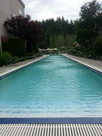 Hilltop Inn: Pool