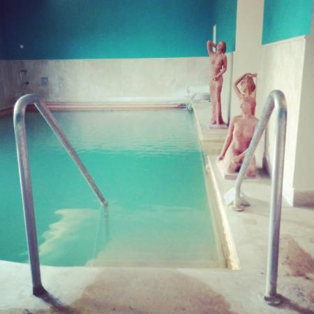 albergo posta marcucci piscina termale interna