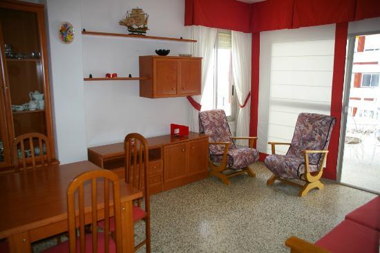 Apartamentos Estoril I - II Orange Costa: Comedor