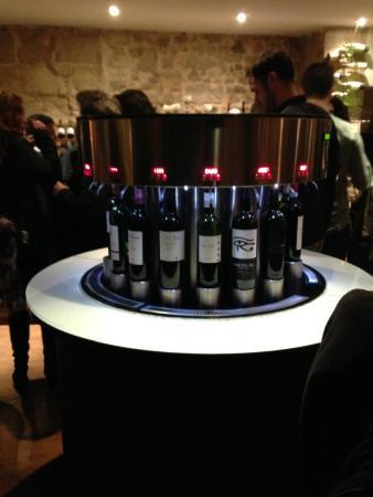 Aux Quatre Coins du Vin : vins