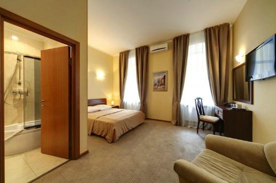 Sonata Hotel on Lomonosova: double