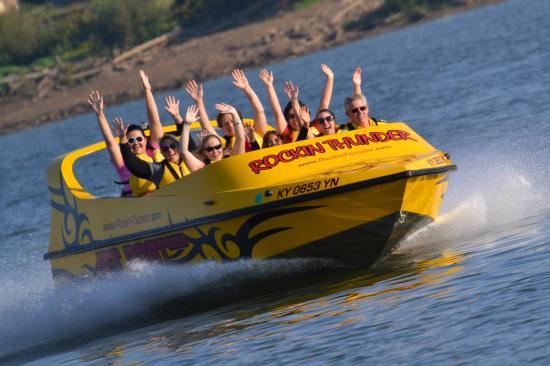 Rockin' Thunder Jet Boat Rides LLC