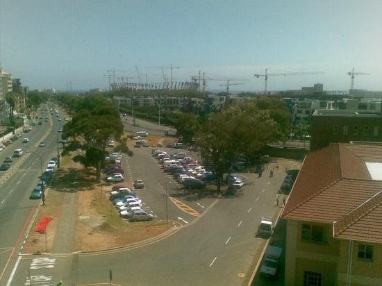 Protea Hotel by Marriott Cape Town Victoria Junction: Vista da suite