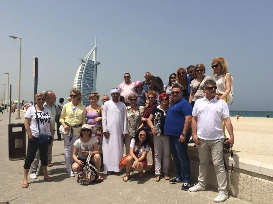 Dubai Private Tour Dubaj  Zdjcie Group Tours  From Romania  TripAdvisor