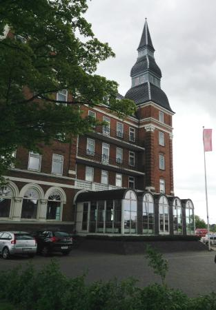 Milling Hotel Plaza, Odense: Outside view