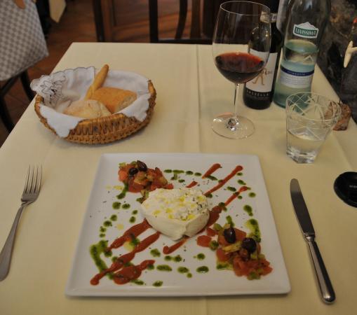 Tuna salad - Picture of Il Cavatappi, Varenna - TripAdvisor