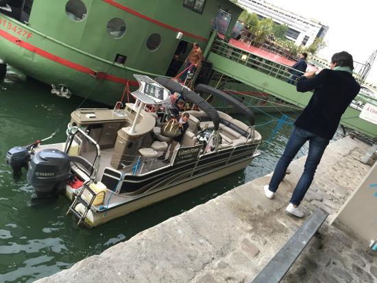 Green River Cruises: LE BATEAU