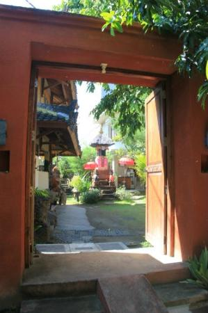 Billy Pendawa Homestay: Entrance