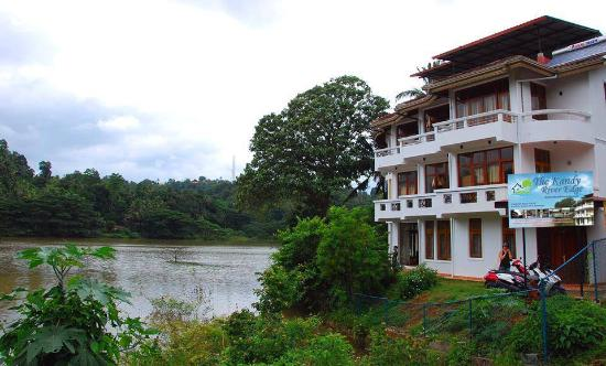 The Kandy River Edge