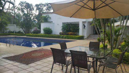 Hotel Boutique Villa Casuarinas: Zona húmeda