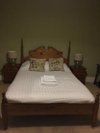 The Bosun's Chair: My immaculately presented room
