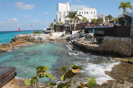 Hotel B Cozumel Vista Del