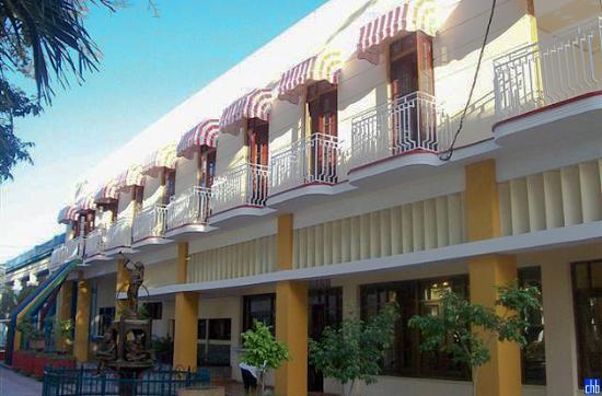 Hotel Isla Azul Marti