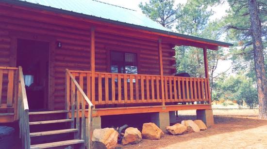 big pine resort prices cottage reviews overgaard az tripadvisor rh tripadvisor com