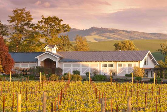 Abeja Winery and Inn - Walla Walla
