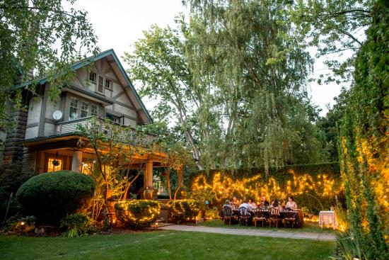 Green Gables Inn, walking distance to tasting rooms in downtown Walla Walla