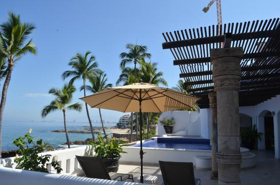 Photo of Playa Conchas Chinas Hotel Puerto Vallarta