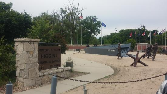 Andrew Jackson Higgins National Memorial