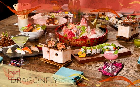 Dragonfly Robata Grill & Sushi