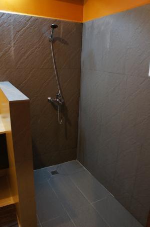 Pavillon Indochine Hotel: la douche
