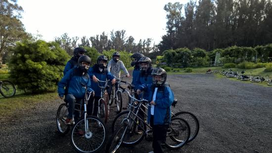 Paia, HI: ready to bike