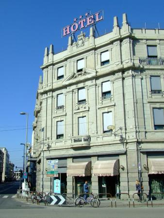 Hotel Corso: Фасад