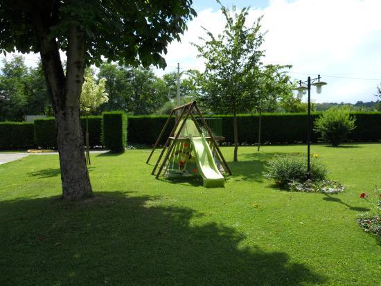 La Cascina di Villa Due : Area gioco bambini