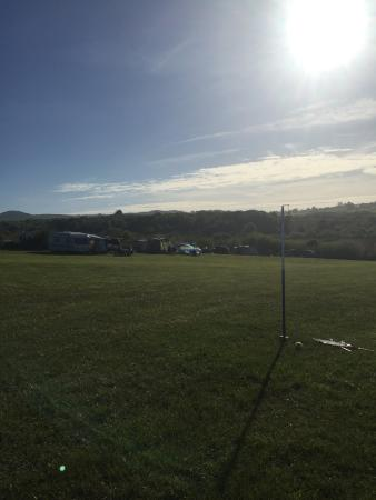 Dafarn Rhos Caravan and Camping Site: photo1.jpg