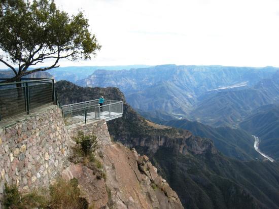 Sierra Tarahumara: Urique canyon