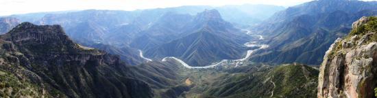 Sierra Tarahumara: Urique valley