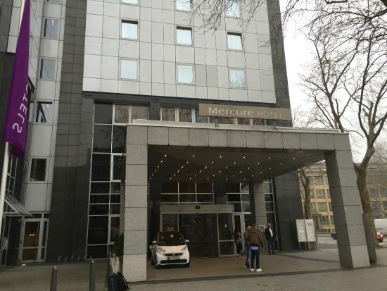 Mercure Hotel Bochum Bewertung
