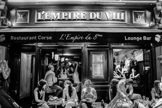 L'Empire du 8 Eme: Happy Party