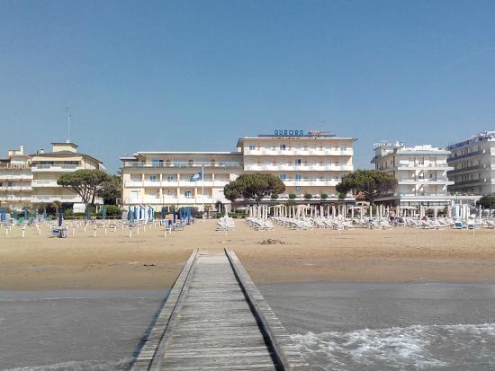 Location Matrimoni Spiaggia Jesolo : Spiaggia hotel aurora jesolo foto di
