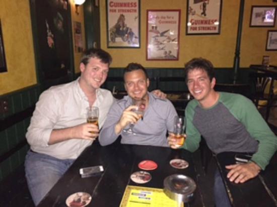 Rocky O'Reillys: Late night fun!