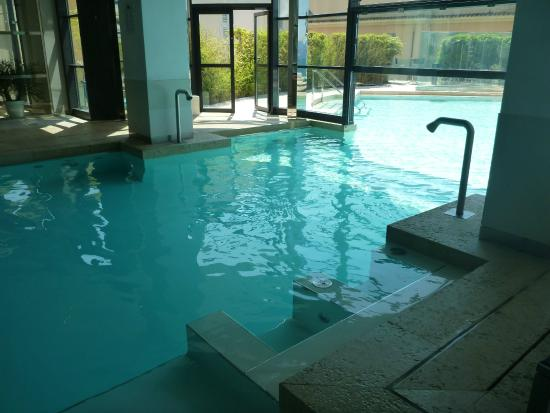 Pool Picture Of Radisson Blu 1835 Hotel Thalasso Cannes