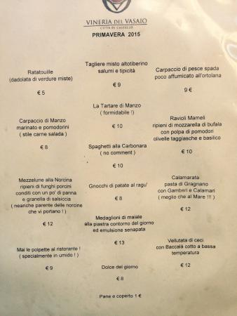 Ristorante Vineria Del Vasaio: photo1.jpg